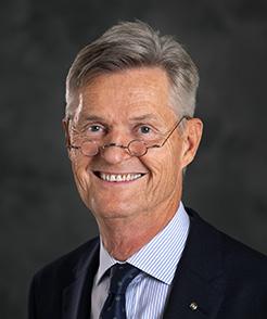 国際ロータリー 2020~2021年度会長 ホルガー・クナーク
